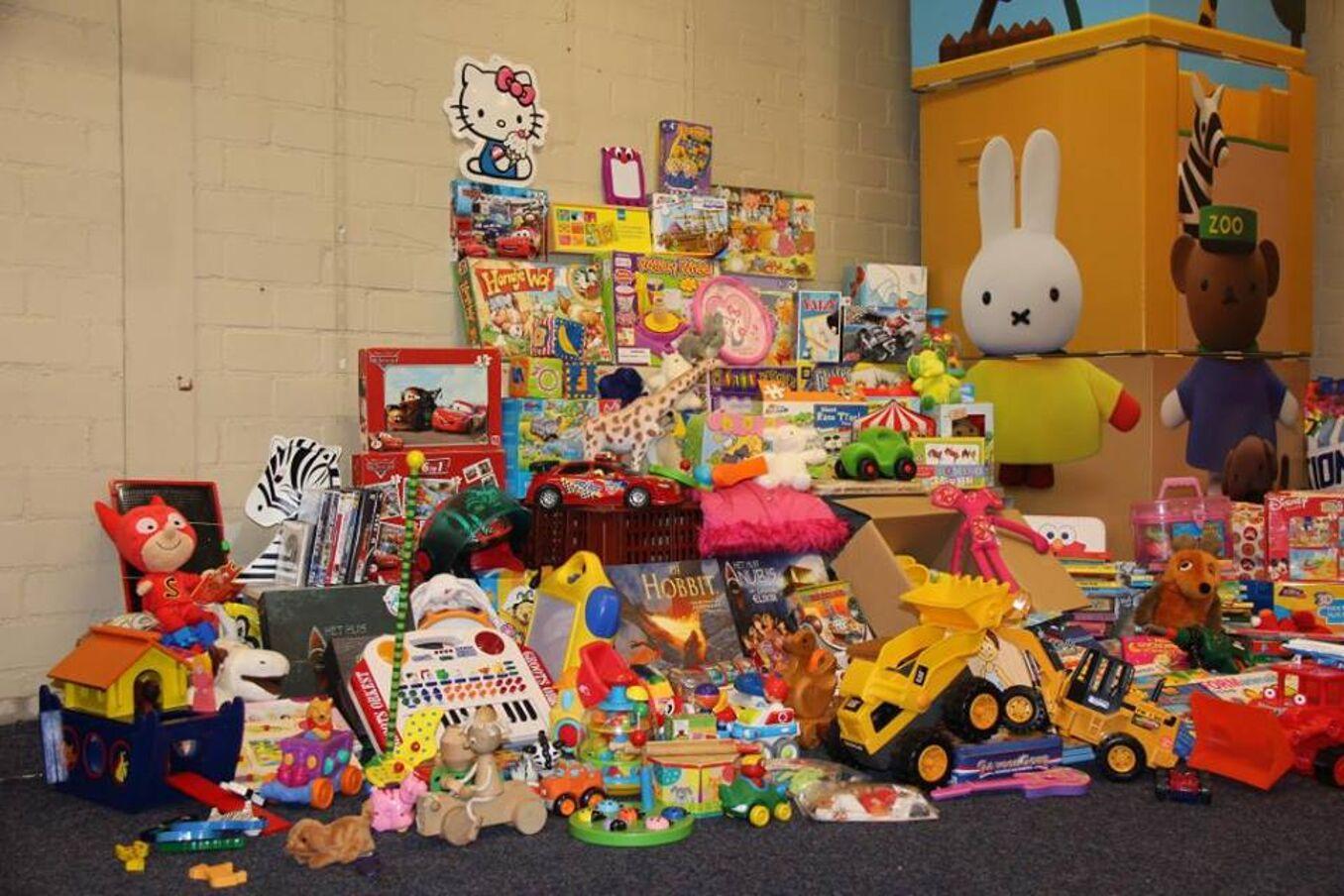 Klik voor Uitgifte speelgoed